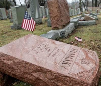 Muslim Americans raise money for Jewish Cemetery
