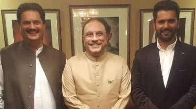 Nabeel Gabool joins PPP
