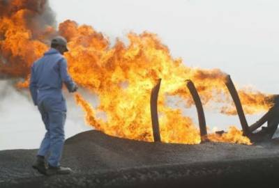 Natural Gas theft worth billions unearthed