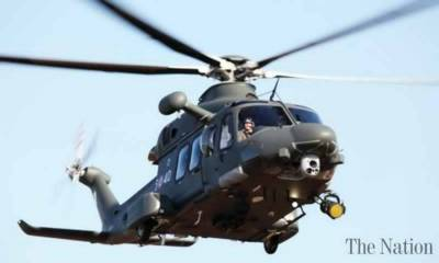 Pakistan orders state of the art AgustaWestland AW139 helicopters to Italy