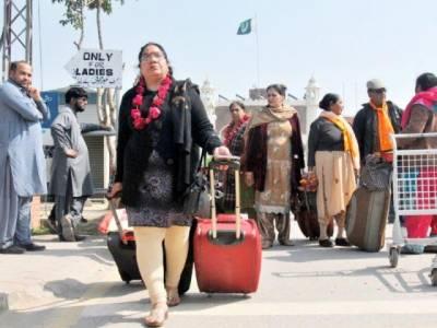 Shivaratri Festival: Hindu pilgrims arrive in Lahore
