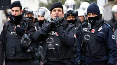 Turkish Forces crack down on ISIS in Istanbul (world