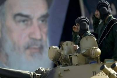 US should expect strong slap in the face from Iran: Revolutionary Guards Commander