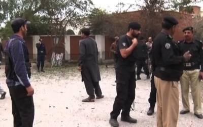CTD KP saves Peshawar from disaster