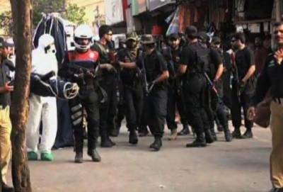 CTD Punjab gunned down 6 terrorists in Muzzafargarh