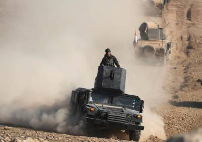 Iraqi Forces gain major success against ISIS