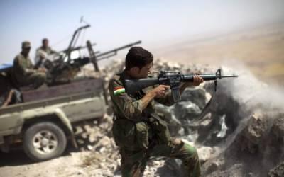ISIS kills15 Iraqi soldiers near Jordan: officials