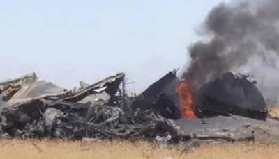 Jordanian F-16 crashes in Saudi Arabia