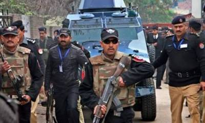 Karachi Police gunned down ISIS militants