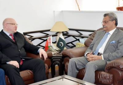 Pakistan, Belarus agree to boost cooperation in diverse sectors