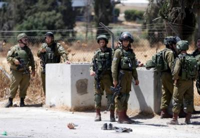 Palestinians, Israel soldiers clash in West Bank