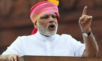 PM Narendra Modi blasts Pakistan in fresh election campaign