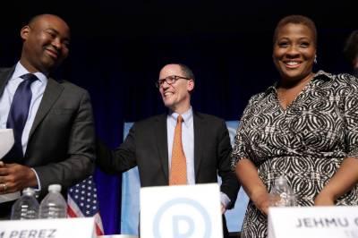 US Democrats set to pick new leader in new Trump era