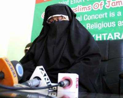 Aasiya Andrabi lashes out at Indian authorities