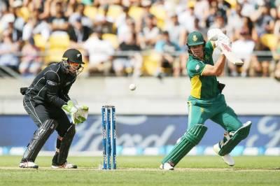 AB de Villiers makes history in ODI cricket
