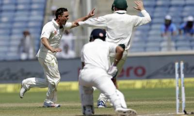 India disgraced by Australian Cricket team at home