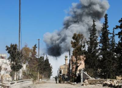 ISIS deadly suicide bombing in Syria plays havoc
