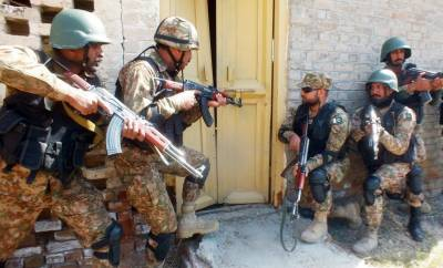 Punjab Rangers crack down across province