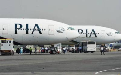 Two PIA planes narrowly escapes disastrous collision