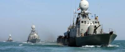 Iran Navy drills kick off in presence of US Naval fleet