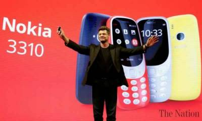 Nokia 3310 talk and text phone reborn