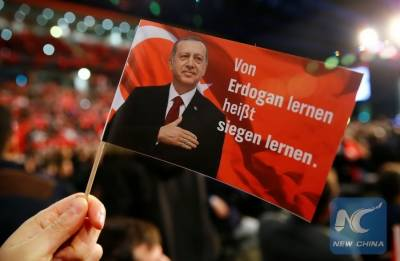 Parliament has become burden for the safety of country: Tayyip Erdogan