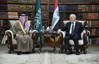 Saudi Arabia-Iraq hold strategic talks against ISIS