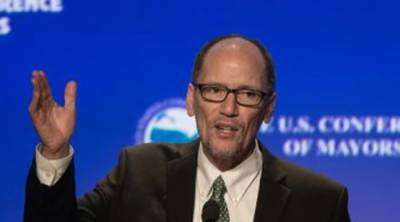 Tom Perez: Establishment candidate to lead Democrats against Trump