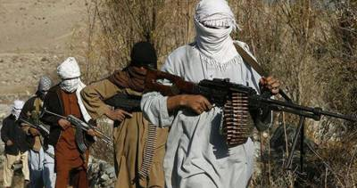 Afghan Taliban key commander killed in an air strike