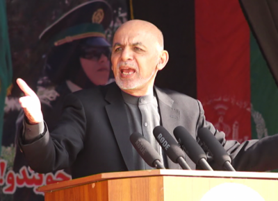 Afghanistan President Ashraf Ghani hits back at Pakistan without taking name