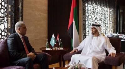 COAS General Qamar Bajwa holds strategic talks with Dubai Rulers