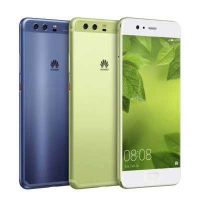 Huawei P10 and P10 Plus smartphones outshine Samsung