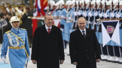 Russia - Turkey ties: Tayyip Erdogan to land in Russia to meet Putin