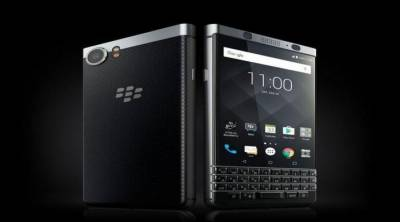 TCL BlackBerry phone with physical Keyboard launched with bang