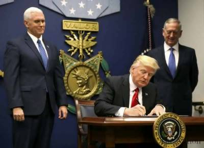 US Defence Budget to be enhanced drastically: White House