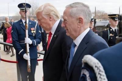 US Navy secretary nominee refused to work under Trump: Pentagon
