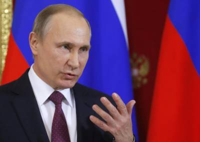 Vladimir Putin to play role in Libya ceasefire now after Syria