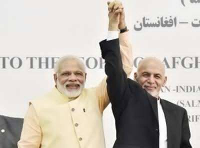 Afghanistan-India inch closer further
