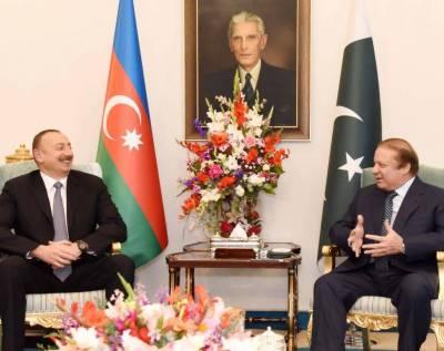 Azerbaijan President expresses concern at Indian atrocities in IOK