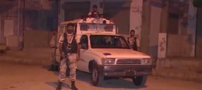 Lyari Gangwar gangster arrested by Rangers