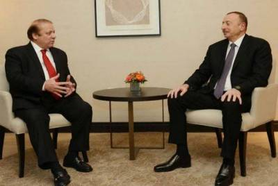 Pakistan, Azerbaijan sign MoU for cooperation in energy sector