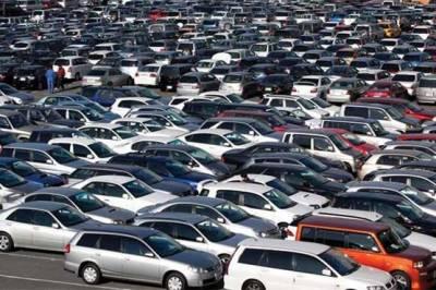 Pakistan's vehicle import register upsurge