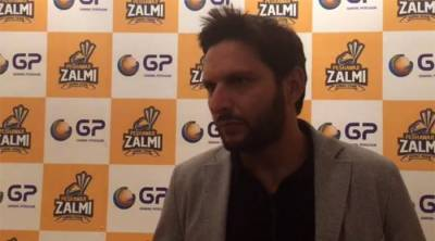 PSL Final in Lahore: What Shahid Afridi has to say about it