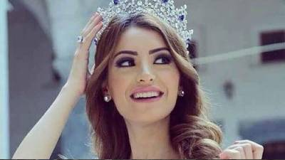 PSL Final: Miss Kurdistan Shene Aziz desirous of watching PSL final in Lahore