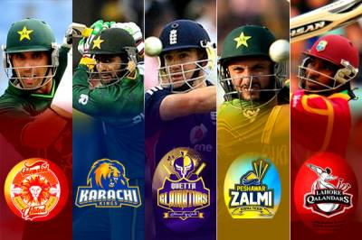 PSL Final: Top foreign players who have agreed and refused for Lahore