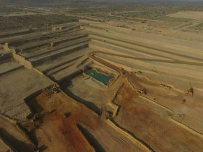 Thar Coal Reserves of 175 billion tonnes all set to become Pakistan's largest industrial unit