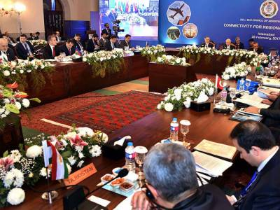 13th ECO summit concludes with adoption of Islamabad declaration
