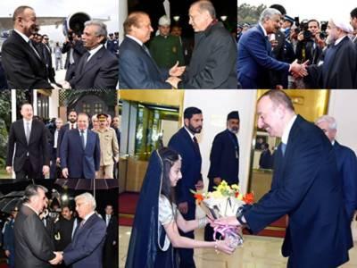 13th ECO Summit kicks off in Pakistan's capital