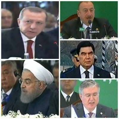 13th ECO Summit: Speeches of the heads of State