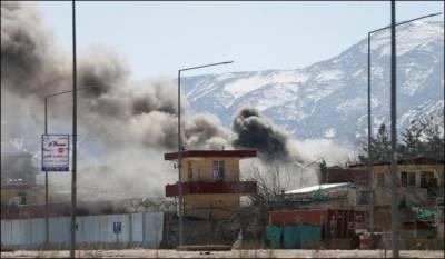 Afghan Taliban strike hard in Kabul, death toll rises